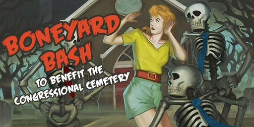 Boneyard Bash to benefit the Congressional Cemetery