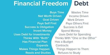Financial Foundation - Workshop @ Milton on Sep 28th tickets
