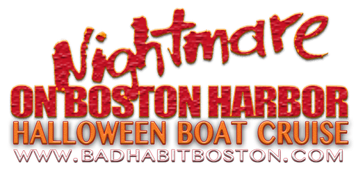 Nightmare On Boston Harbor 2019 - Halloween BOOze Cruise [Indoor/Outdoor]