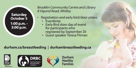 """National Breastfeeding Week """"Empower Parents"""" tickets"""