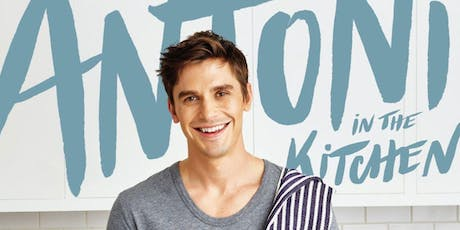 """""""Antoni in the Kitchen"""" Book Signing!  tickets"""
