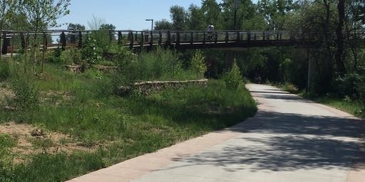 Boulder Creek Path History Tour by Bicycle