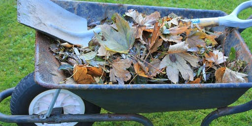 Fall Garden Cleanup & Backyard Composting Workshop