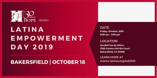 Latina Empowerment Day Bakersfield