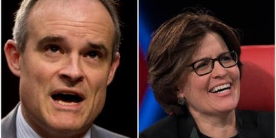 President Obama's Cybersecurity Advisor, Michael Daniel, & Kara Swisher