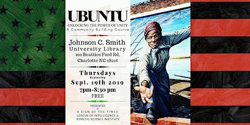 UBUNTU - Power of Unity - A Community Building Course