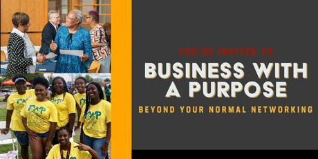 Business With A Purpose  tickets