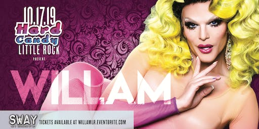 Hard Candy Little Rock with Willam