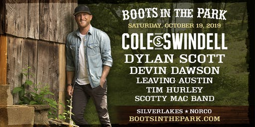 Boots in the Park - SilverLakes with Cole Swindell, Dylan Scott, Devin Dawson, Leaving Austin & More