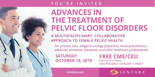 Advances in the Treatment of Pelvic Floor Disorders
