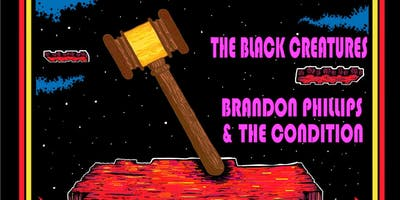 CHAMPIONS OF JUSTICE : THE BLACK CREATURES, BRANDON PHILLIPS AND THE CONDIT