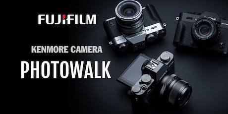 Photowalk with Fujifilm tickets