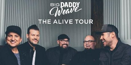 Big Daddy Weave - World Vision Volunteer - Greenville, SC tickets