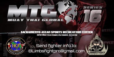 Muay Thai Global 16