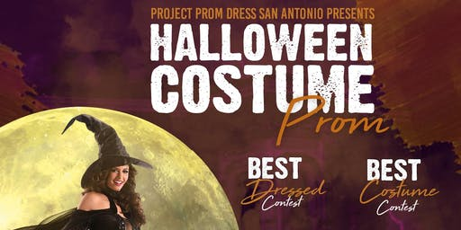 Halloween Costume Prom Fundraiser