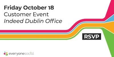 EveryoneSocial's Dublin Client Event 2019