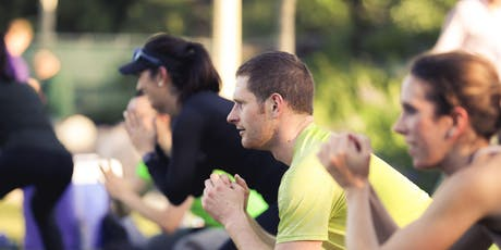 Shred415: FREE Outdoor Workout Series  tickets