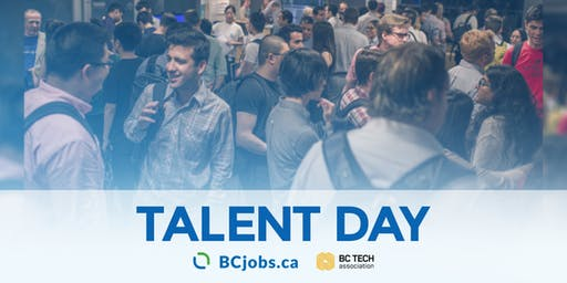 TECH TALENT DAY: Find your Dream Tech Job on OCT 23rd!