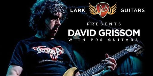 Masterclass with David Grissom and PRS Guitars