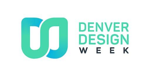 Denver Design Week All Access Pass