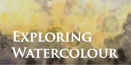 Exploring Watercolour  tickets