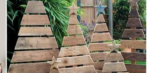 Porch sitter Christmas tree 2 Nov 21st