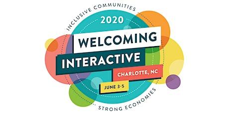 2020 Welcoming Interactive: Inclusive Communities, Strong Economies tickets