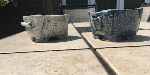 Hand Build a Ceramic Bowl