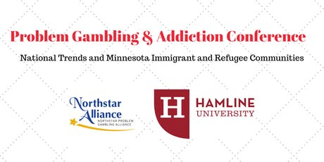 Problem Gambling & Addiction: National Trends and MN Communities tickets