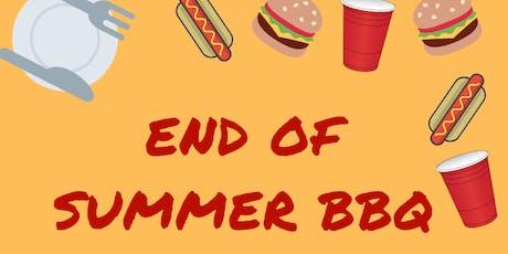 Keller Willaims End of Summer BBQ tickets