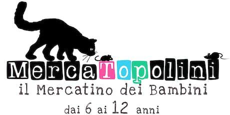 Mercatopolini il Mercatino dei Bambini 22 Settembre 2019 biglietti