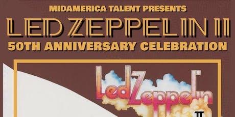 Led Zeppelin II 50th Anniversary Celebration w/ ZEPPO & Friends tickets