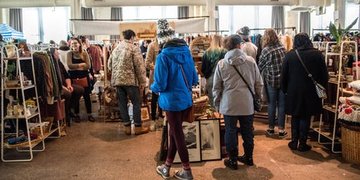 A Very Vintage Holiday Market - December 2019