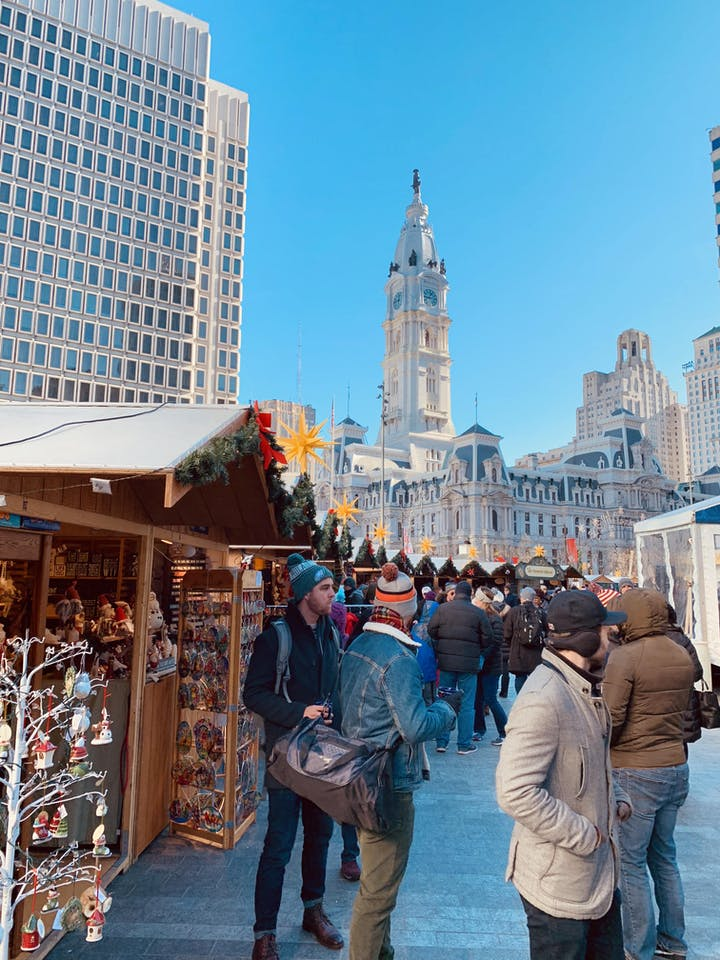 Christmas Village Philadelphia.Christmas Village In Philadelphia Tickets Thu Nov 28 2019