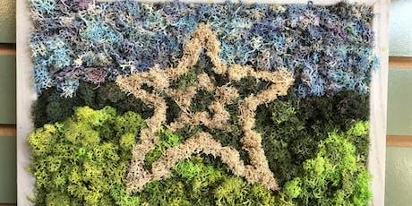 Moss Art Choose Your Design tickets