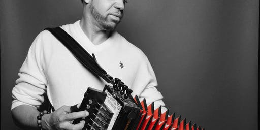 Andre Thierry Zydeco 11/30/19 9PM