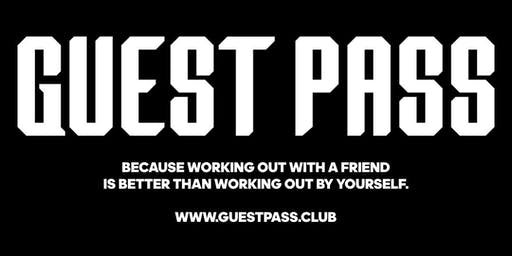 Guest Pass Workout