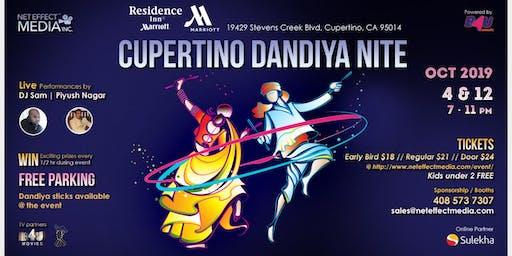 5th Cupertino Dandiya Nite OCT 12