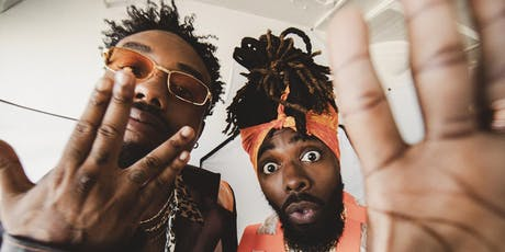 The Monster Energy Outbreak Tour Presents: EarthGang, Welcome to Mirrorland tickets
