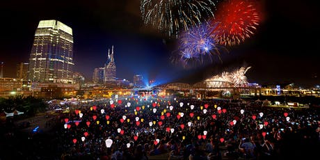 Nashville's Light The Night tickets