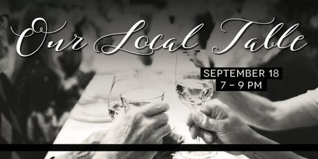 Mint + Craft Presents: Our Local Table, A Community Dining Experience tickets