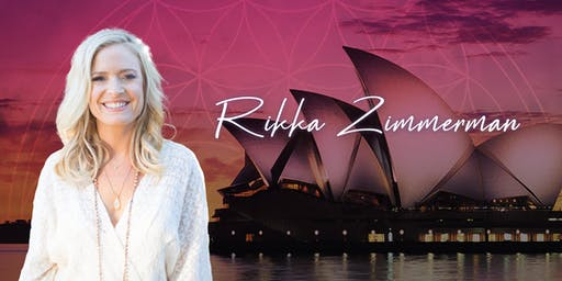 Abundant Life Blueprint with Rikka Zimmerman
