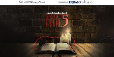 Smart Fail - uma noite de louvor ao erro
