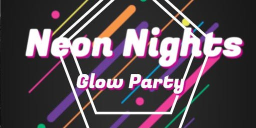 Neon Nights Glow Party (18+  &  21+)  ID's Required. 9pm-1am