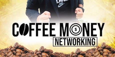 MoneyCoffeNetworking - Gratuito ingressos