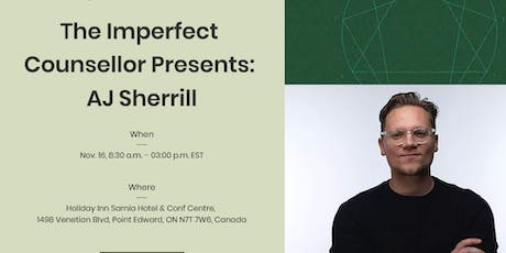 The Imperfect Counsellor Presents: AJ Sherrill tickets
