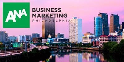 ANA B2B Philly | Happy Hour for B2B Marketers