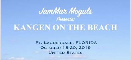 JamMar Moguls Presents: Kangen On The Beach tickets