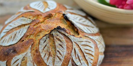 Master  Class - Sourdough Bread Baking tickets