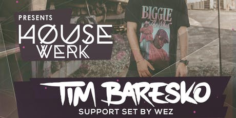 Tim Baresko at LVL44, October 3rd tickets